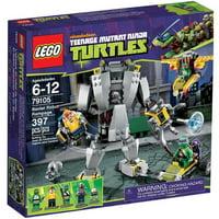 Teenage Mutant Ninja Turtles Baxter Robot Rampage Set LEGO 79105