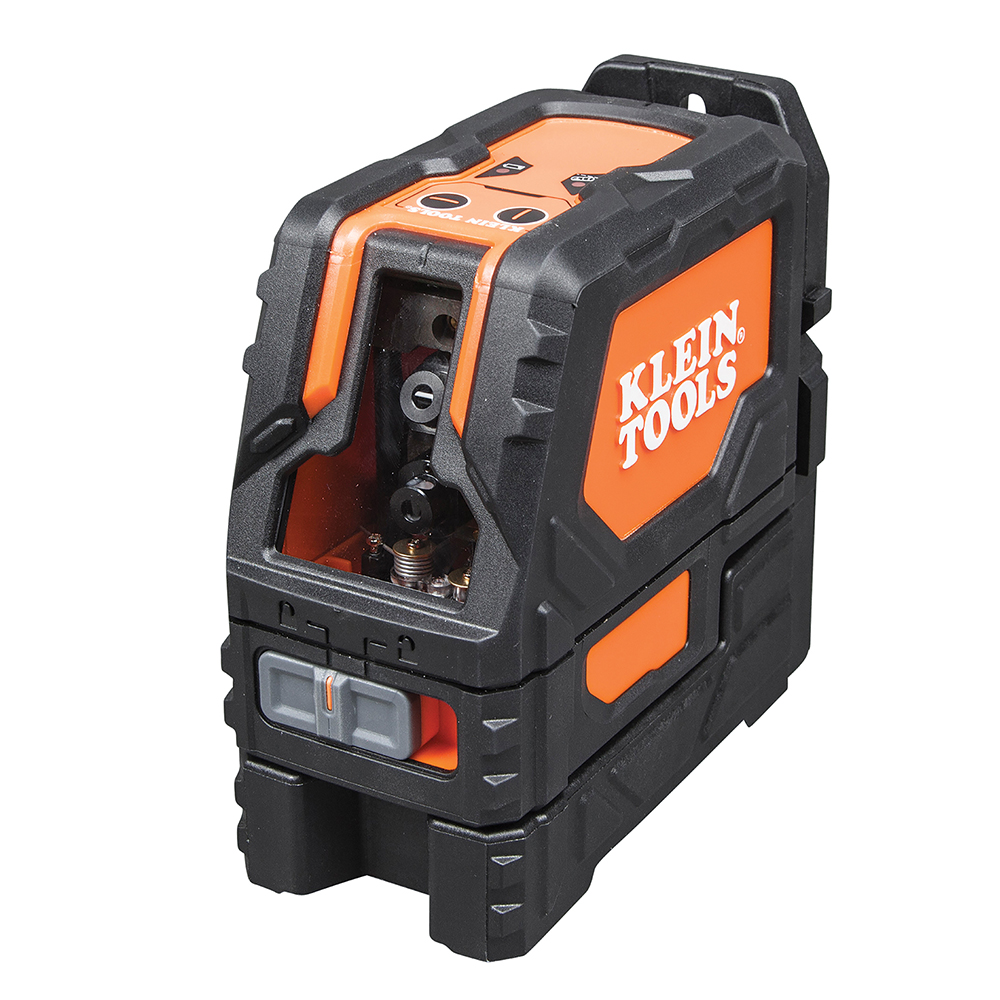 Laser Level,Cross-Line,Self-Leveling KLEIN TOOLS 93LCL