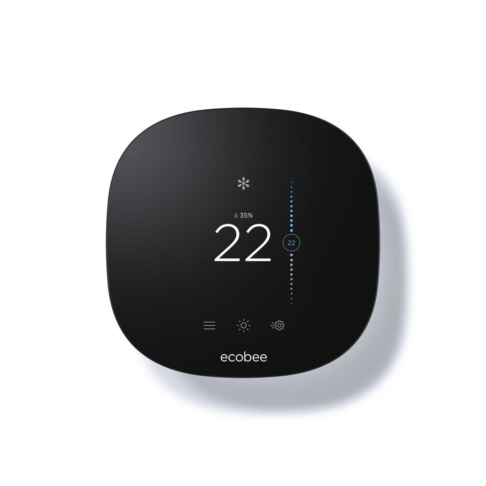 ecobee3 Lite Smart Thermostat 2.0, No Hub Required