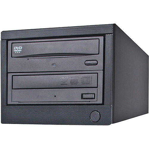 EZ Dupe 1-Target DVD / CD Duplicator with LG Drives