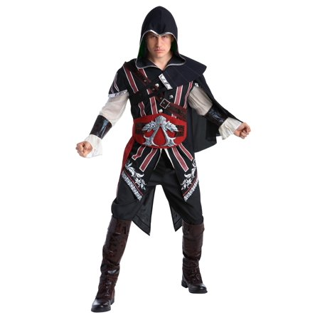 Cheap Assassin Creed Costume (Assassins Creed: Ezio Deluxe Adult)