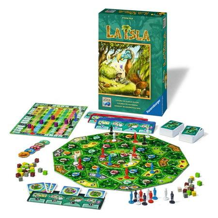 Ravensburger - 269501 | La Isla Board Game - image 4 de 4