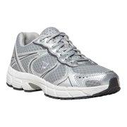 propet women's xv550 walking shoe, grey, 5.5 m us