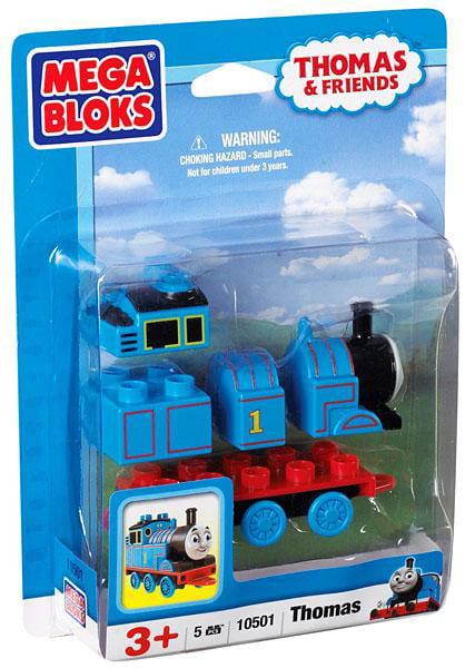 Thomas & Friends Thomas Set Mega Bloks 10501 by