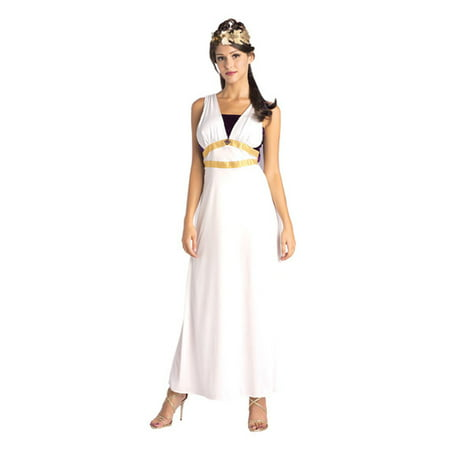 Roman Maiden Adult Halloween Costume, Size: Women's - One Size