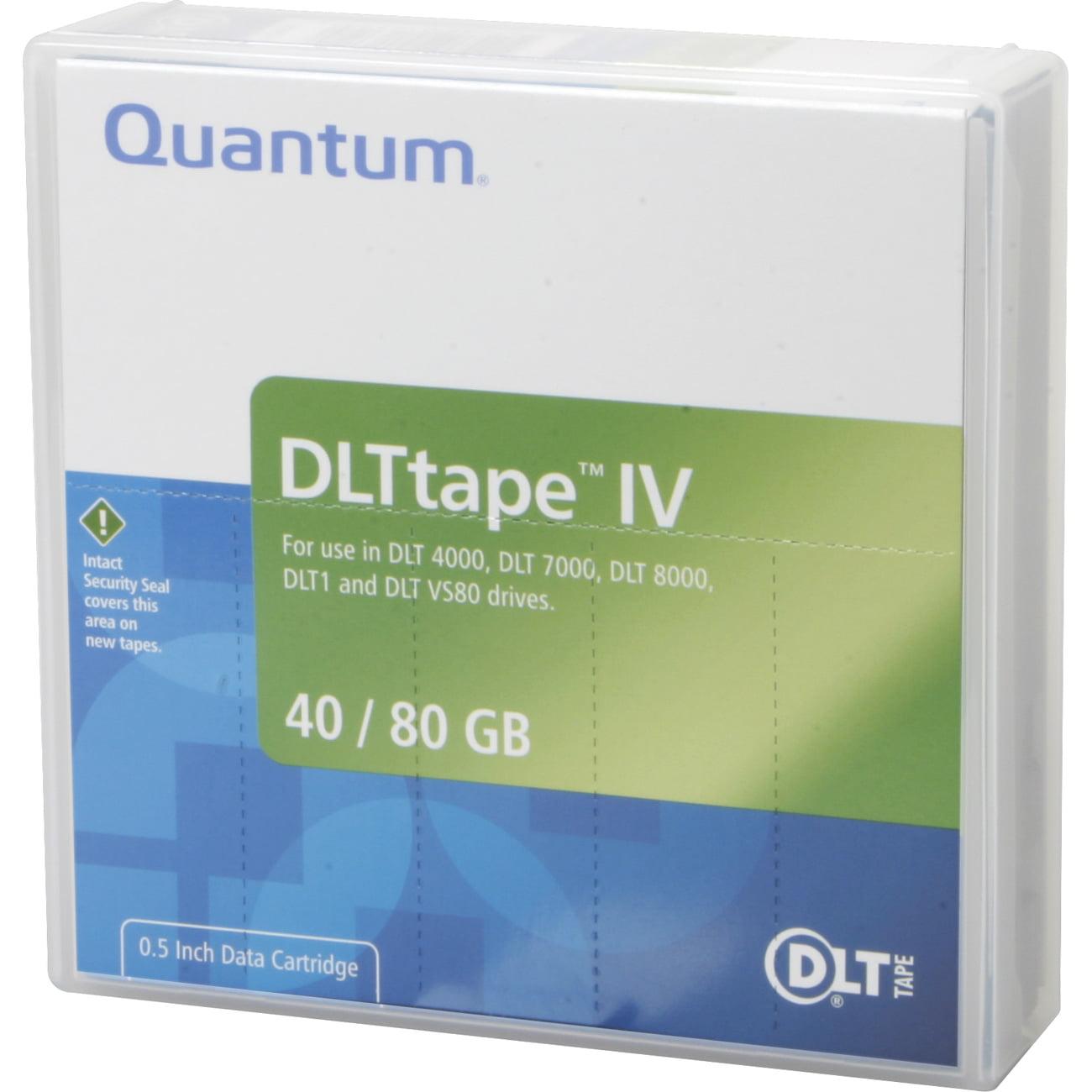 QUANTUM THXKD-02 QUANTUM DATA CARTRIDGE, DLTTAPE IV.