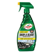 Turtle Wax Quick and Easy Dash and Glass Interior Detailer, 23 oz
