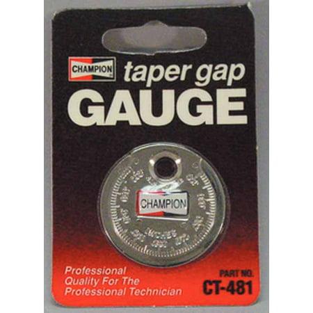 Champion Spark Plugs CT481  CT481; X Circulationu Gap Gauge Ct481