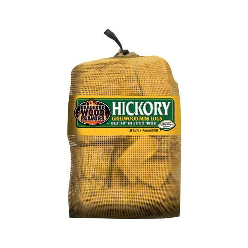 Bwf Enterprises 60073 Hickory Mini Log, 13-Lbs. - Quantity 1