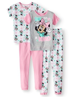 f7f362d9bcb2 Minnie Mouse Kids  Sleepwear - Walmart.com