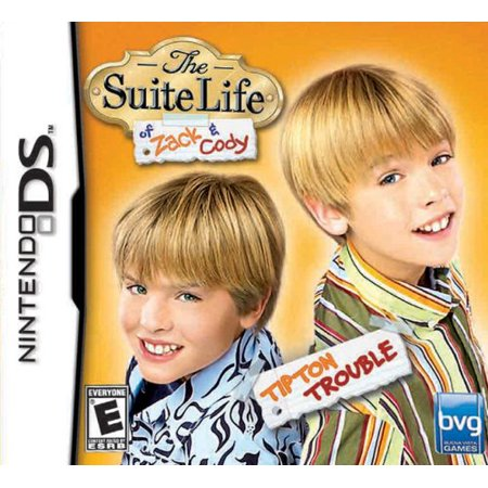 The Suite Life of Zack & Cody: Tipton Trouble - Nintendo Ds (Refurbished) CO Cartridge