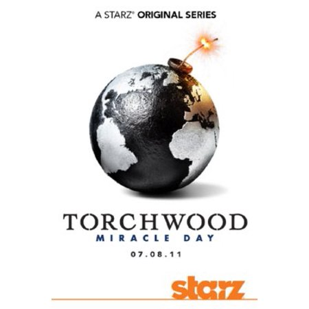 Dad Mini Poster (Torchwood Miracle Day Mini Poster)