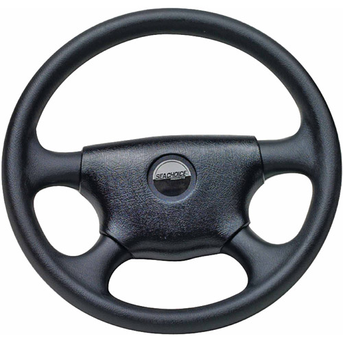 "Seachoice 13-1/2"" Steering Wheel"