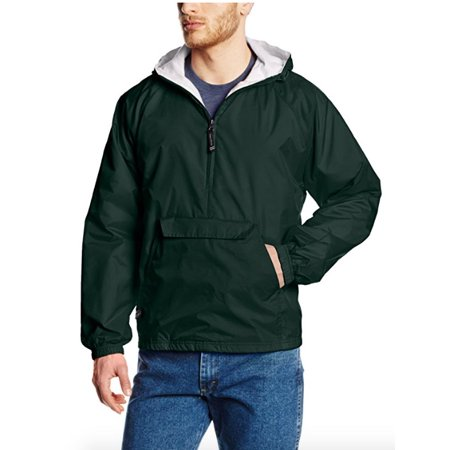 Charles River Apparel Unisex Classic Solid Windbreaker - David Charles Clothing