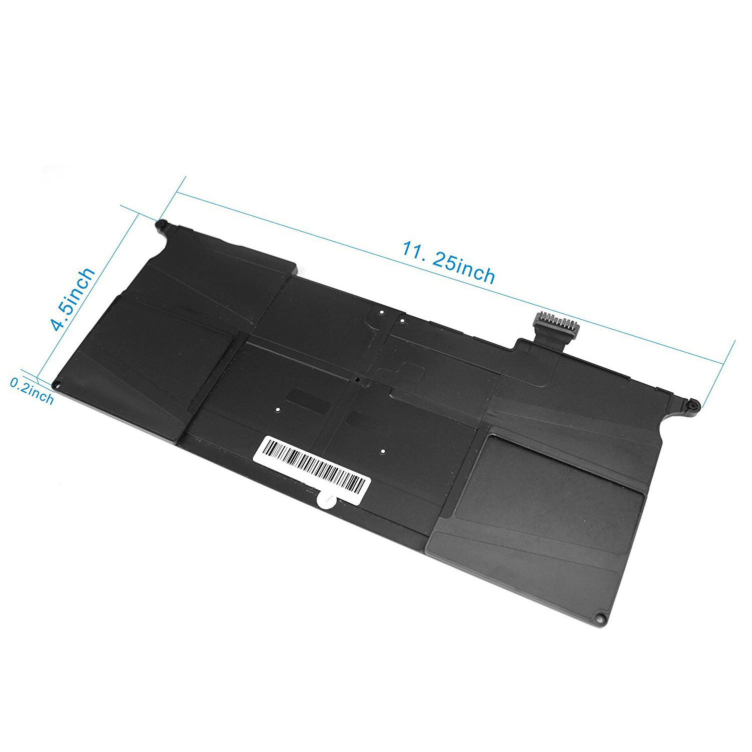 Ebk A1406 A1495 Replacement Mac Book Air Battery For 11 Baterai Macbook A1465 2013 A1370 Laptop