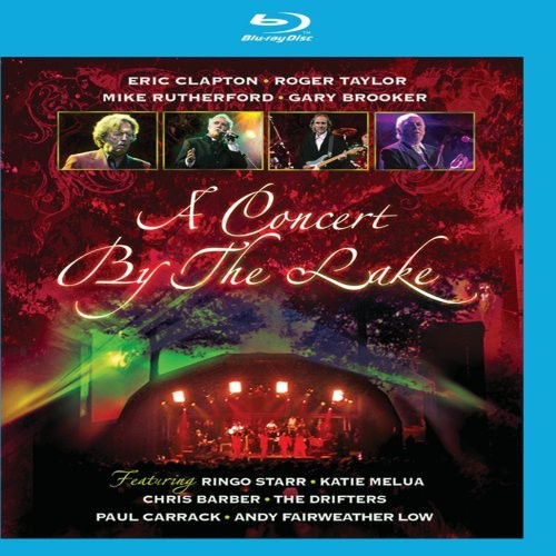 A Concert By The Lake (Blu-ray) by Eagle Rock Entertain