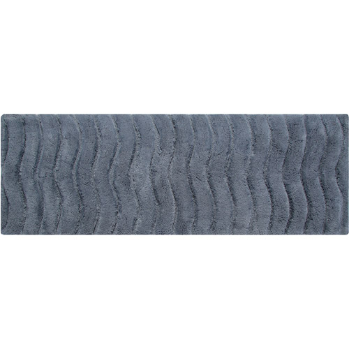 Indulgence 100 Percent Cotton Bath Rug Collection by Pan Overseas