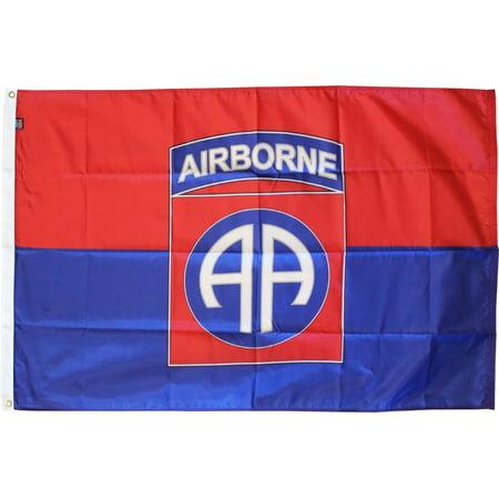 82nd Airborne Division - 3'X5' Nylon Flag