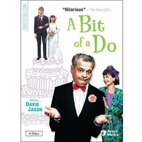A Bit Of A Do Complete Collection Dvd British Comedy Tv Series by ACORN MEDIA
