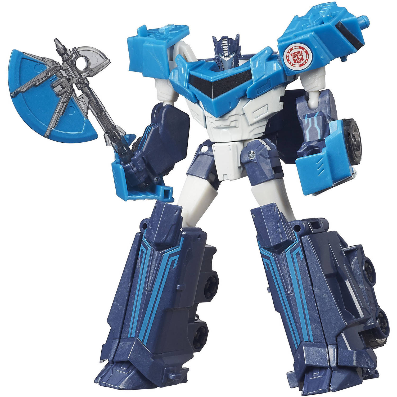 Transformers: Robots in Disguise Blizzard Strike Optimus Prime by Hasbro