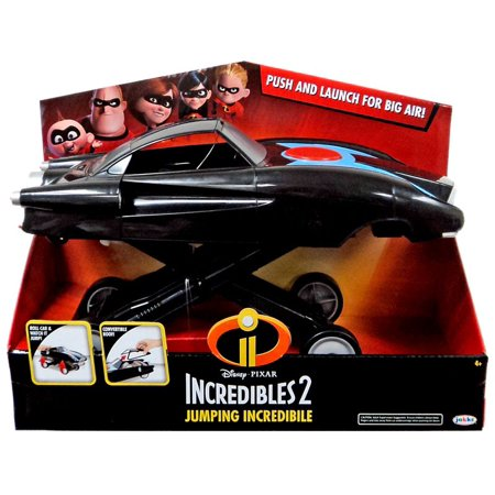 Incredibles 2 Jumping Incredible Car