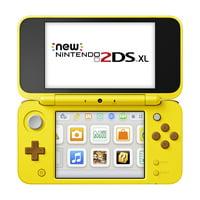 Nintendo 2DS XL Yellow Pikachu Edition