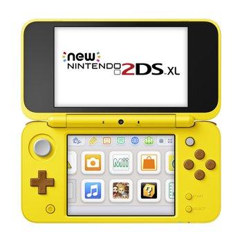 Nintendo 2DS XL Pikachu + Fire Emblem Warriors + Power Bank