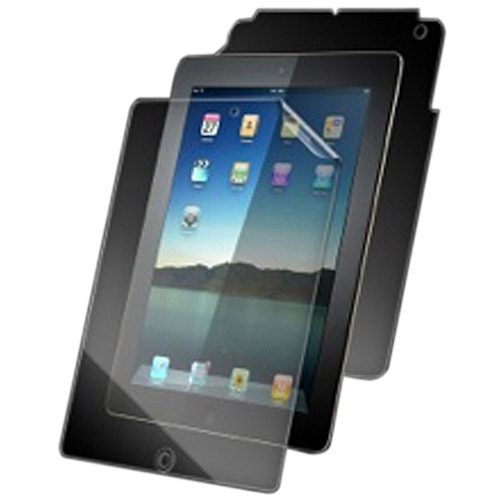 Zagg InvisibleSHIELD for the new iPad, Full Body