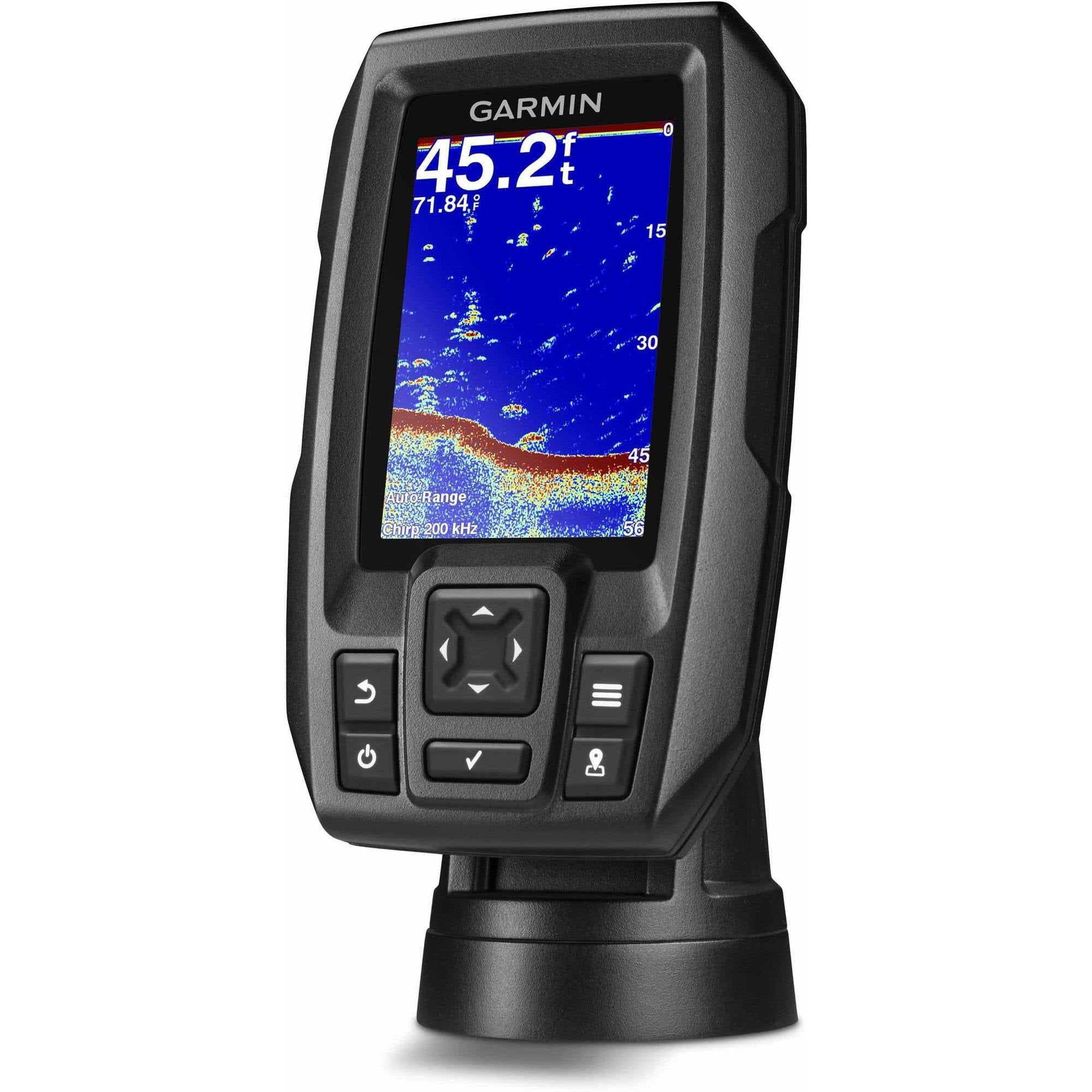 Garmin gps and fishfinder for Fish finder walmart