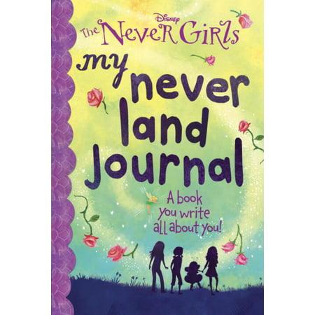 My Never Land Journal  Disney  The Never Girls