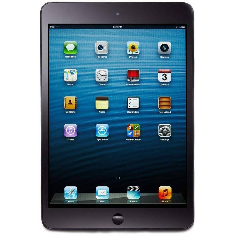 Apple iPad Mini 7.9-inch 16GB Wi-Fi, Slate (Refurbished Grade A)