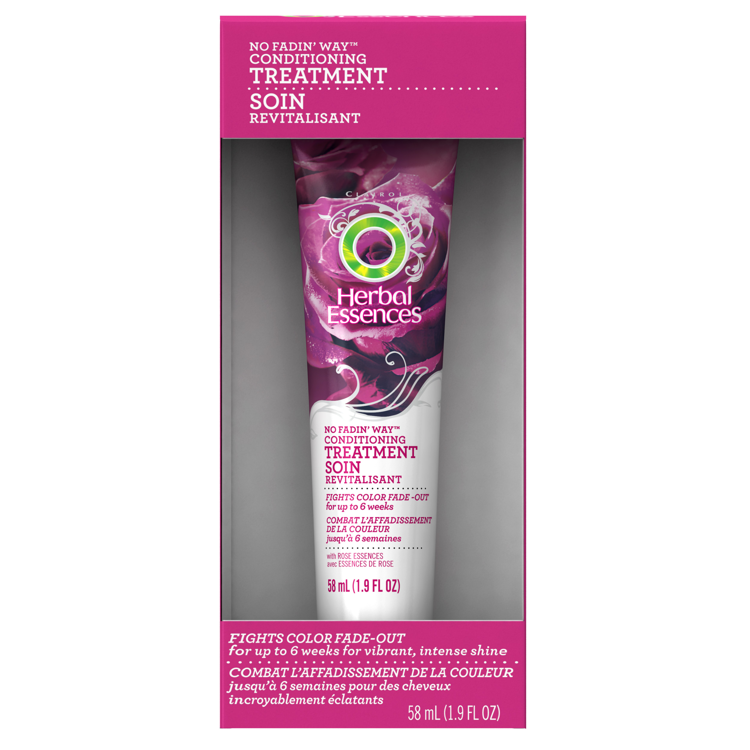 Herbal Essences No Fadin' Way Conditioning Treatment 1.9fl oz