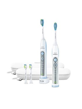 Philips Sonicare Flexcare Whitening Edition with Charging Travel Case - White
