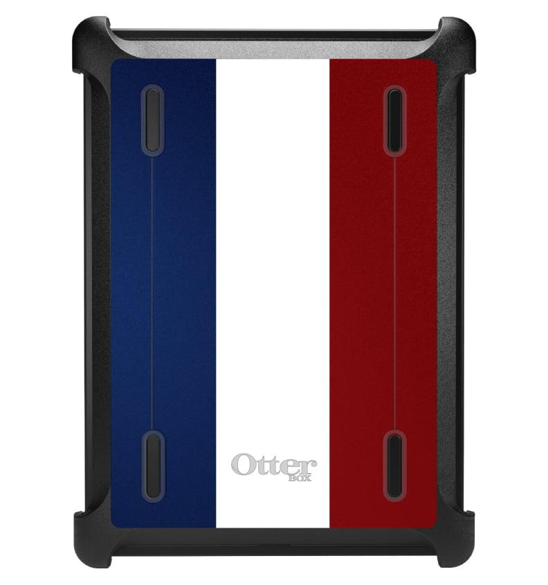 CUSTOM Black OtterBox Defender Series Case for Apple iPad Air 1 (2013 Model)...