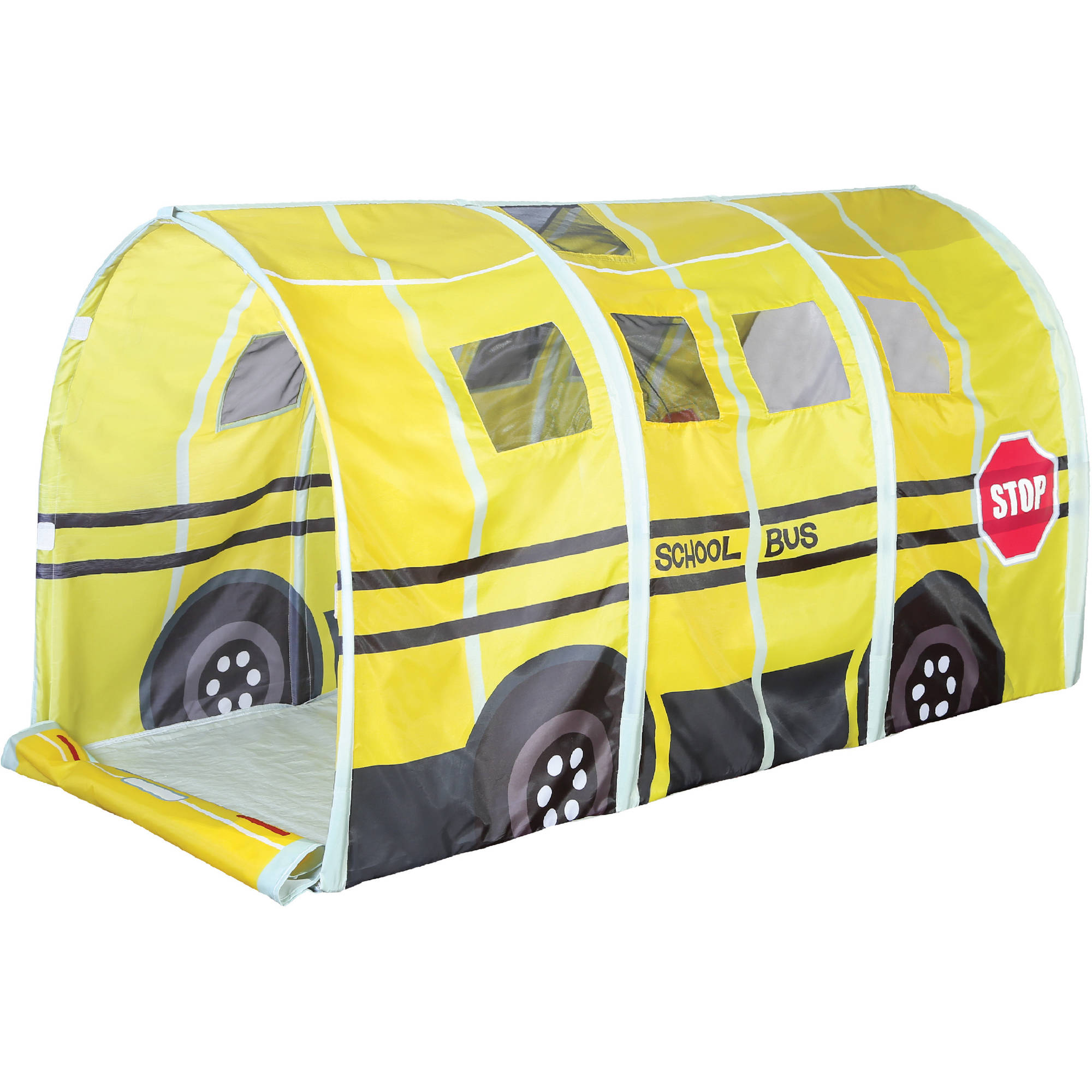 Pacific Play Tents School Bus 6' Long D-Tunnel