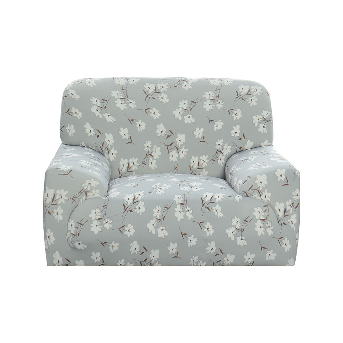Sofa Couch Cover Slipcovers 1 Seater Strecth Protector for Sofa Couch Pattern 6
