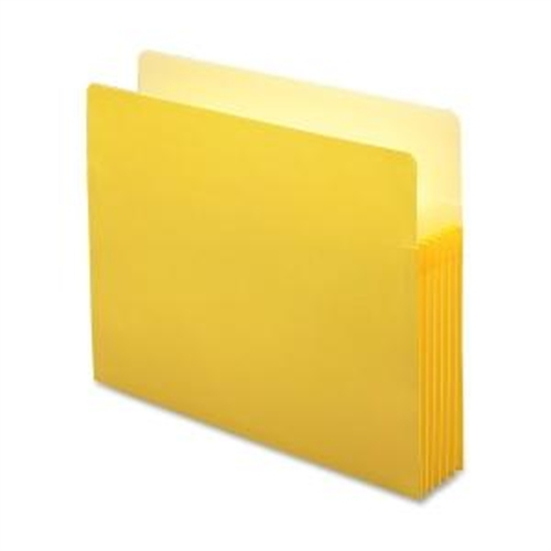 Smead TUFF Pocket Colored Top Tab File Pocket 73243