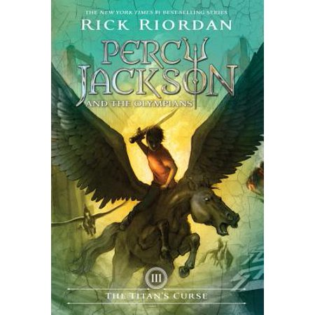 Percy Jackson and the Olympians, Book Three The Titan's (Read Percy Jackson And The Titans Curse)