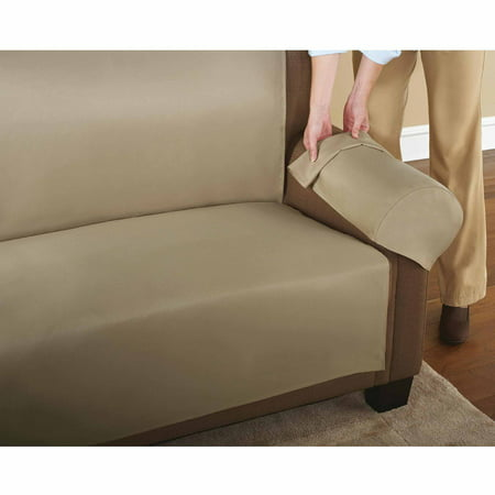 Mainstays 3 Piece Sofa Couch Furniture Cover Protector