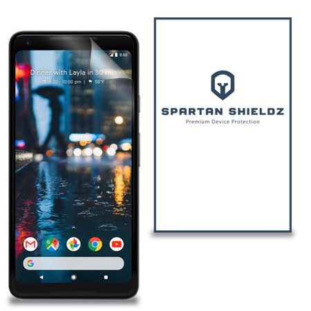 6X - Spartan Shield Premium HD Screen Protector For Google Pixel 2 XL - 6X for $<!---->