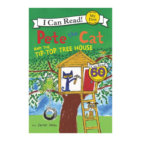 Pete the Cat and the Tip-Top Tree House (Make A Cat Tree Out Of Cardboard Boxes)