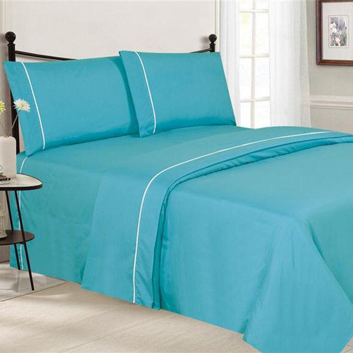 Simple Elegance New York Solid Sheet Set