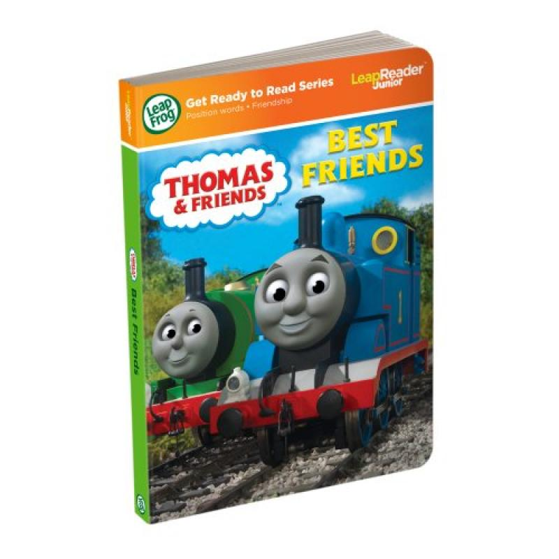 LeapFrog LeapReader Junior Book: Thomas & Friends: Best Friends (works with Tag Junior) by