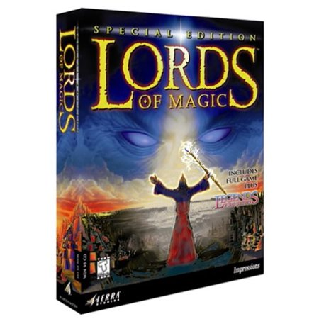 - Lords of Magic: Special Edition (Jewel Case)