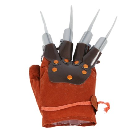1pc Licensed Freddy Kruger Costume Gloves Halloween Costumes Masquerade Party Scary Toy Supplies Decor Accessory - image 6 de 6