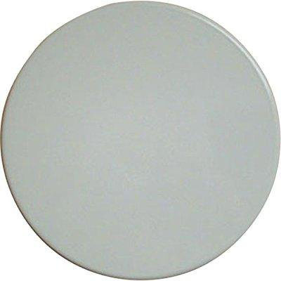 Garvin Cbc 800 Cover Plate For Unused 6 Inch 7 Recessed Can Lights 8 Diameter Steel White