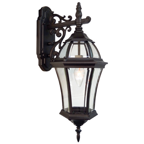 Special Lite Products Plantation 1-Light Outdoor Wall lantern