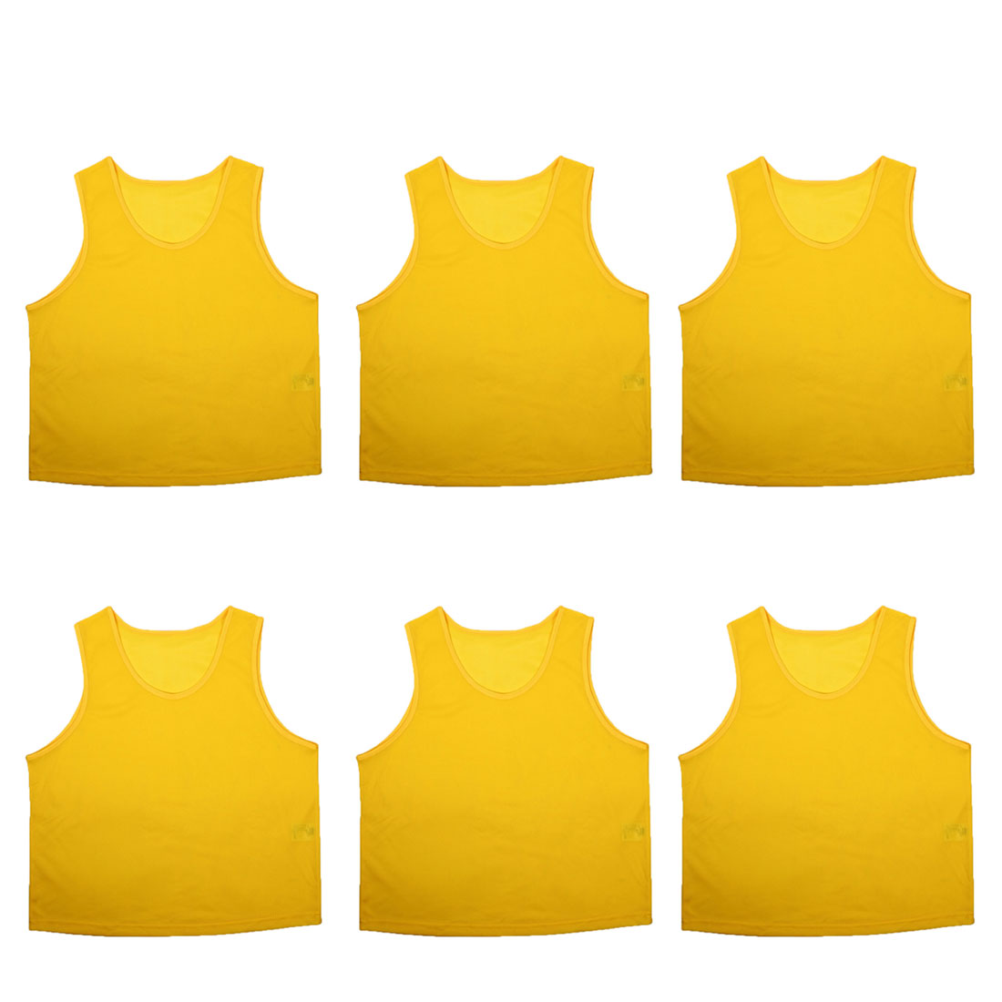 Training Vest Practice Soccer Bib 6pcs for Basketball Football Volleybal by Unique-Bargains