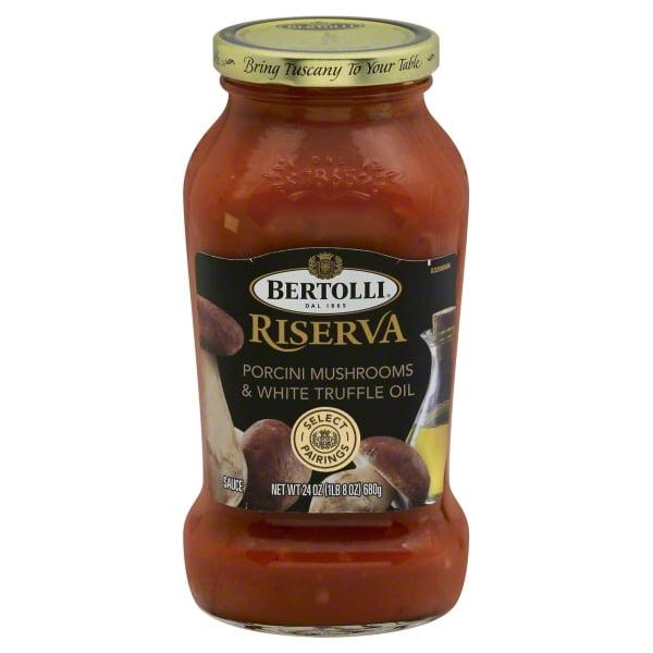 R & B Foods Bertolli Riserva Sauce, 24 oz