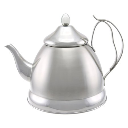 Creative Home Ili Tea 2 Qt Stainless Steel Kettle With Infuser